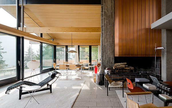 Mid Century Modern Interior As It Seams Atlanta