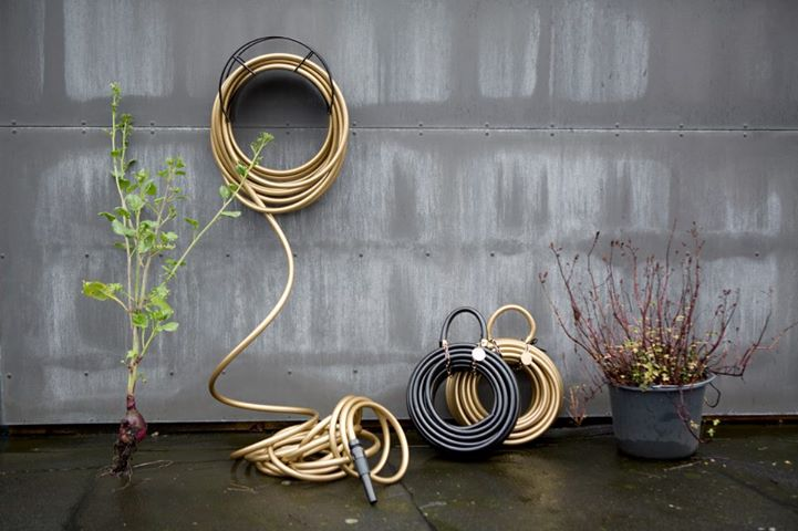 Garden Glory Antler Garden Hose Holder