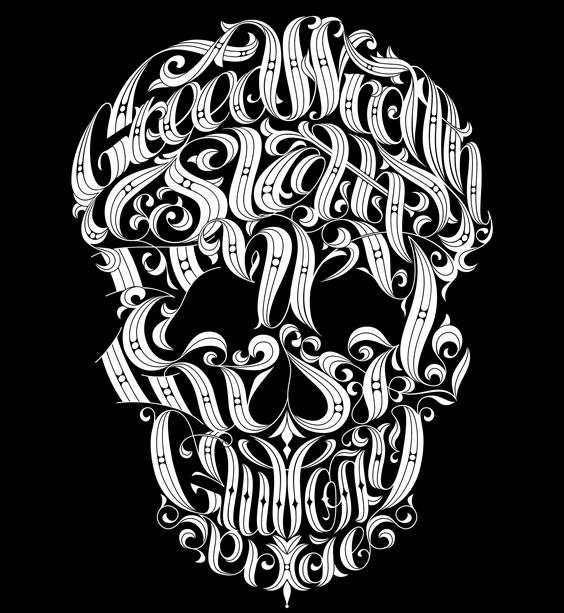 Joby Cummings 7 Sins Skull